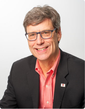 Photo of Jim Commerford, President & CEO, YMCA